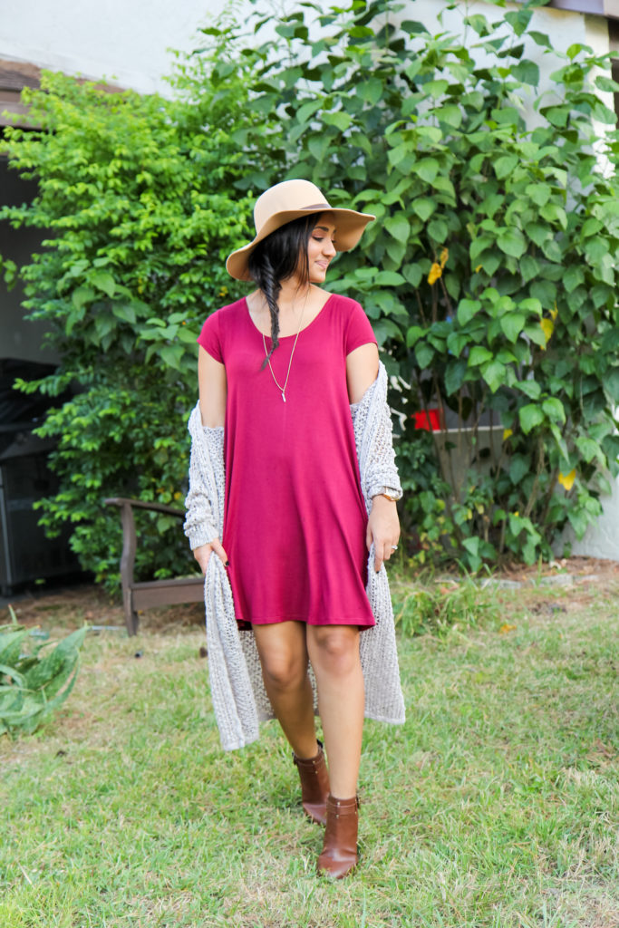 Monique McHugh Blog- Layering with Cotton Dresses