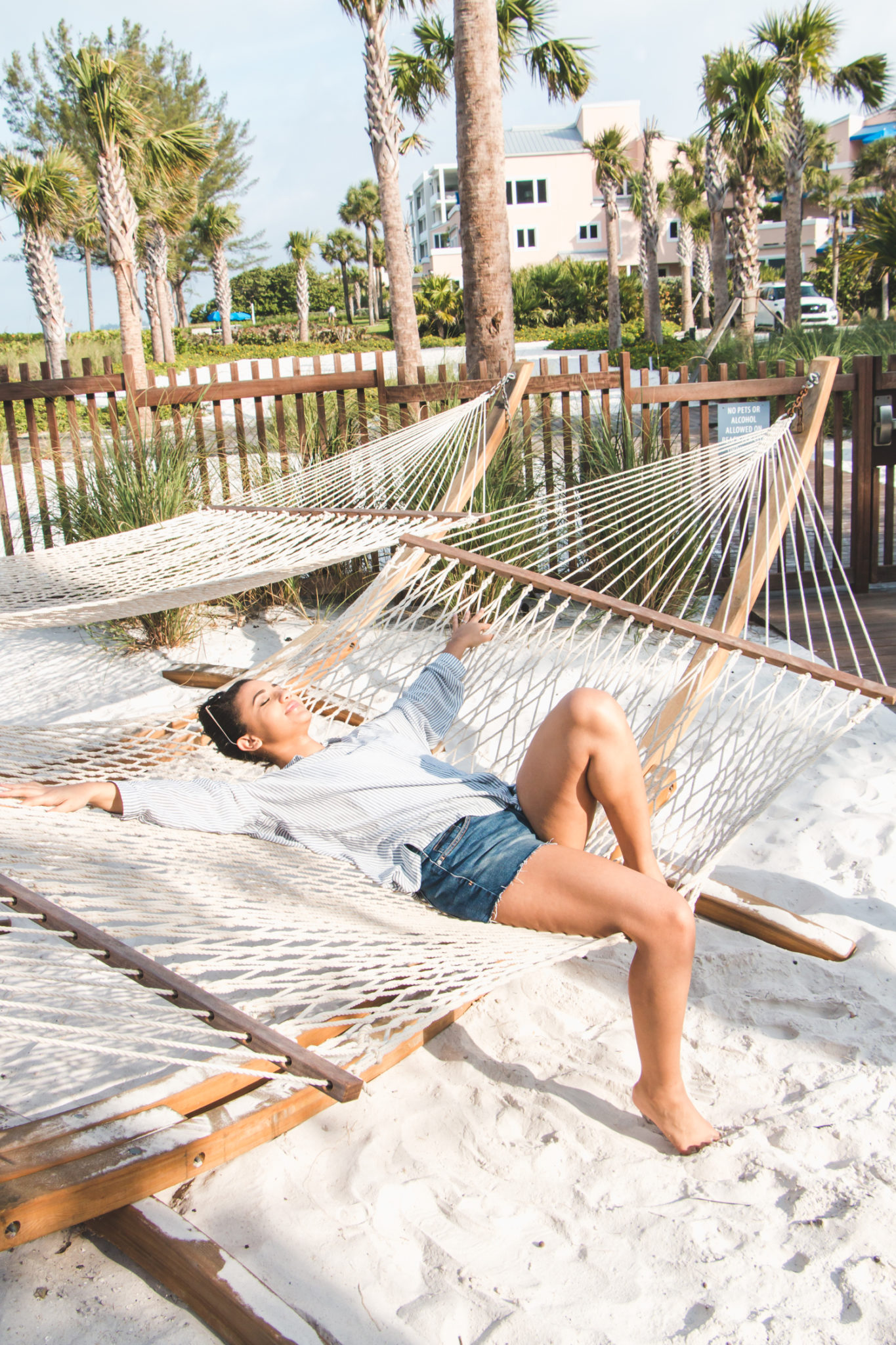 Weekend at Zota Beach Resort in Longboat Key, Florida- Monique McHugh Blog