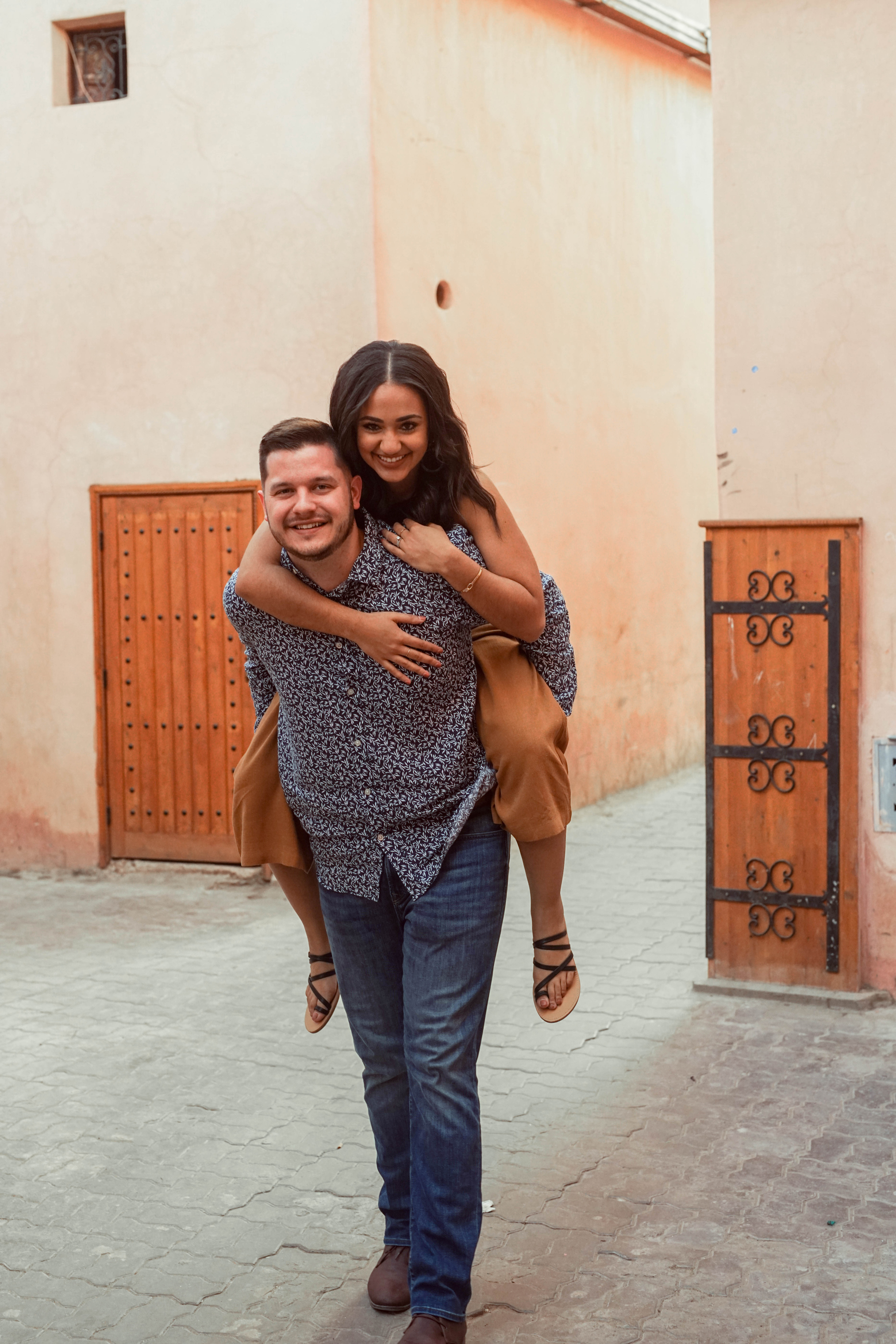 Our Couples Shoot in Marrakech, Morocco