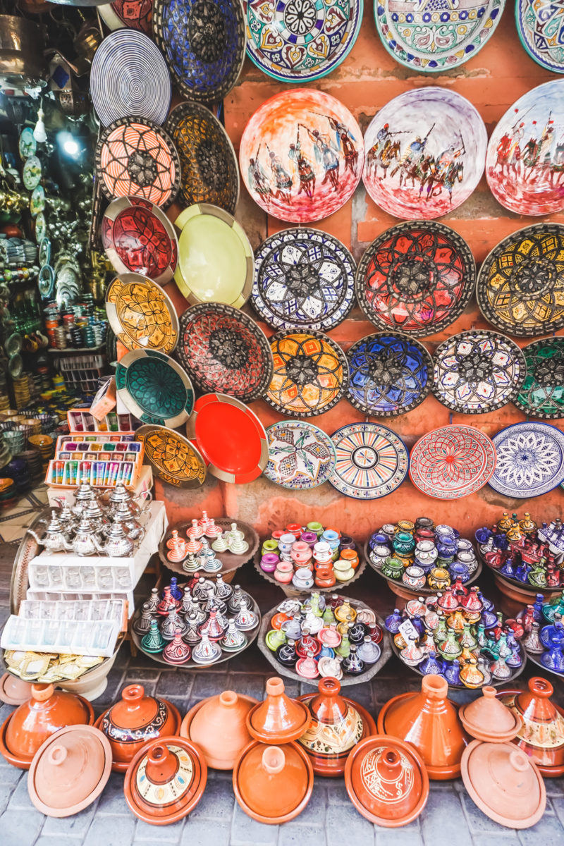 Your Guide to Bargaining in the Souks of Marrakech