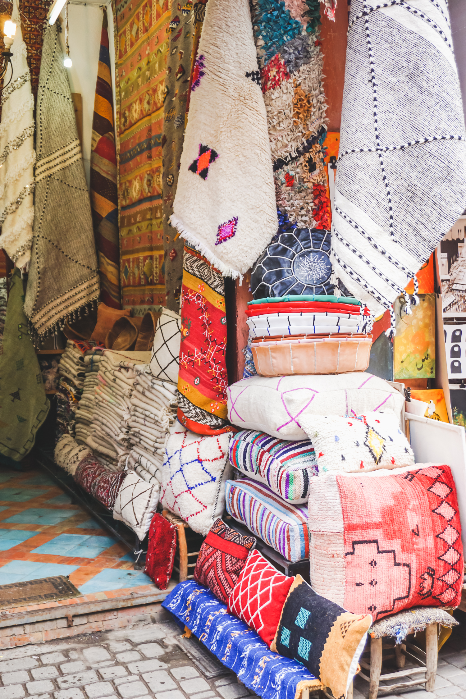 Your Guide to Bargaining in the Souks of Marrakech- Monique McHugh Blog
