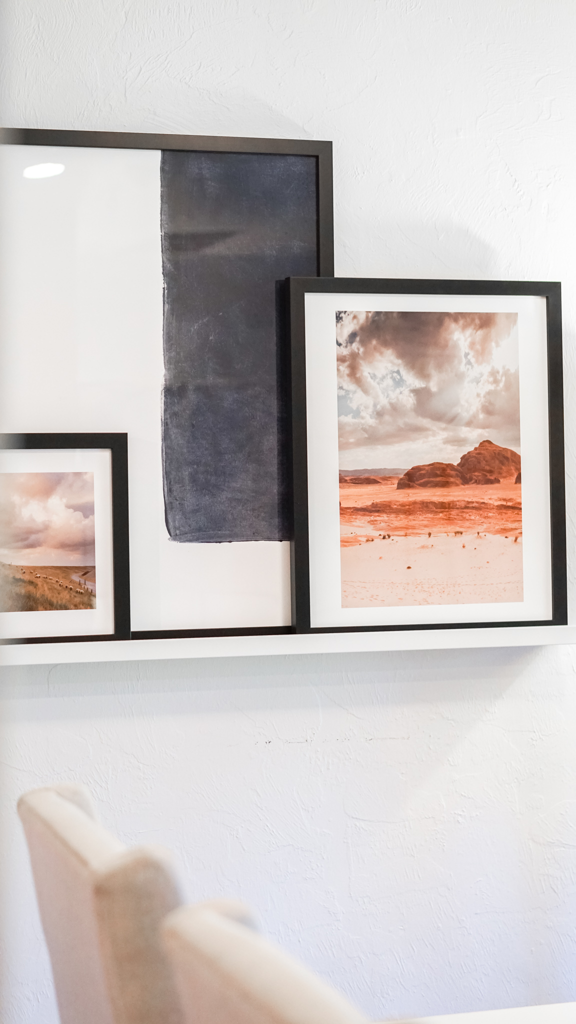 An Interior Designer's Guide to Selecting Artwork for Your Space- Monique McHugh