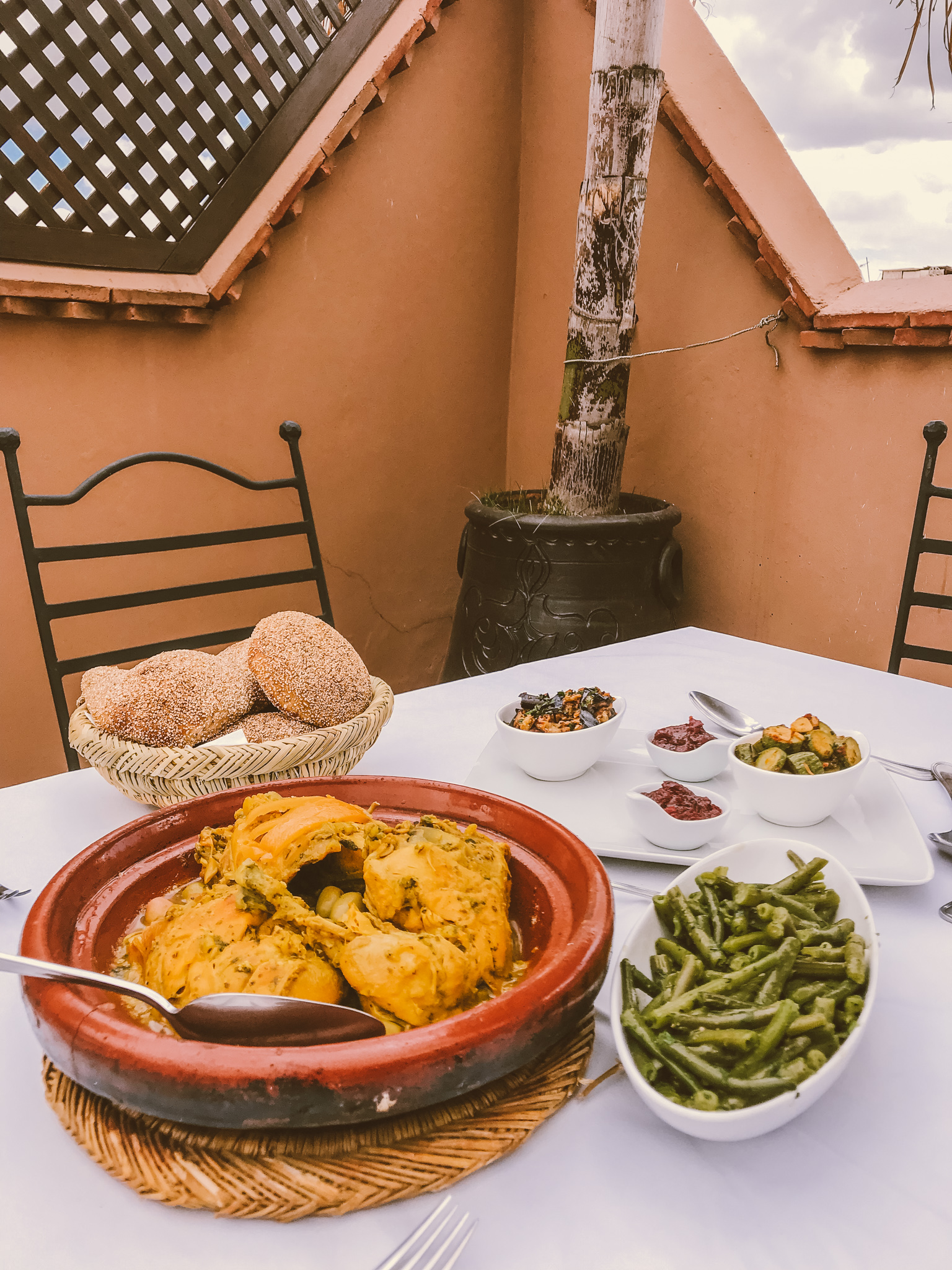 The Foodies Guide to Restaurants in Marrakech Medina- Monique McHugh Blog