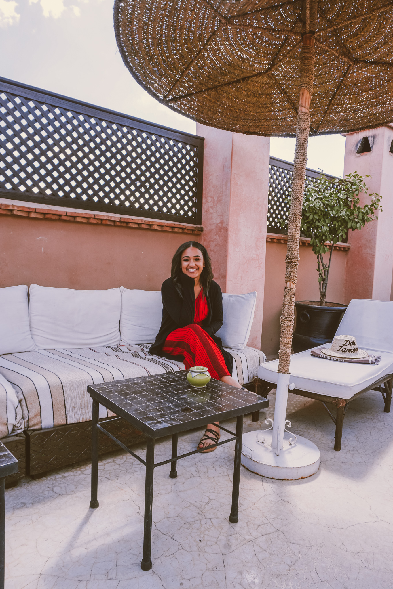 Our Stay at Riad Dar Zaman- Monique McHugh Blog