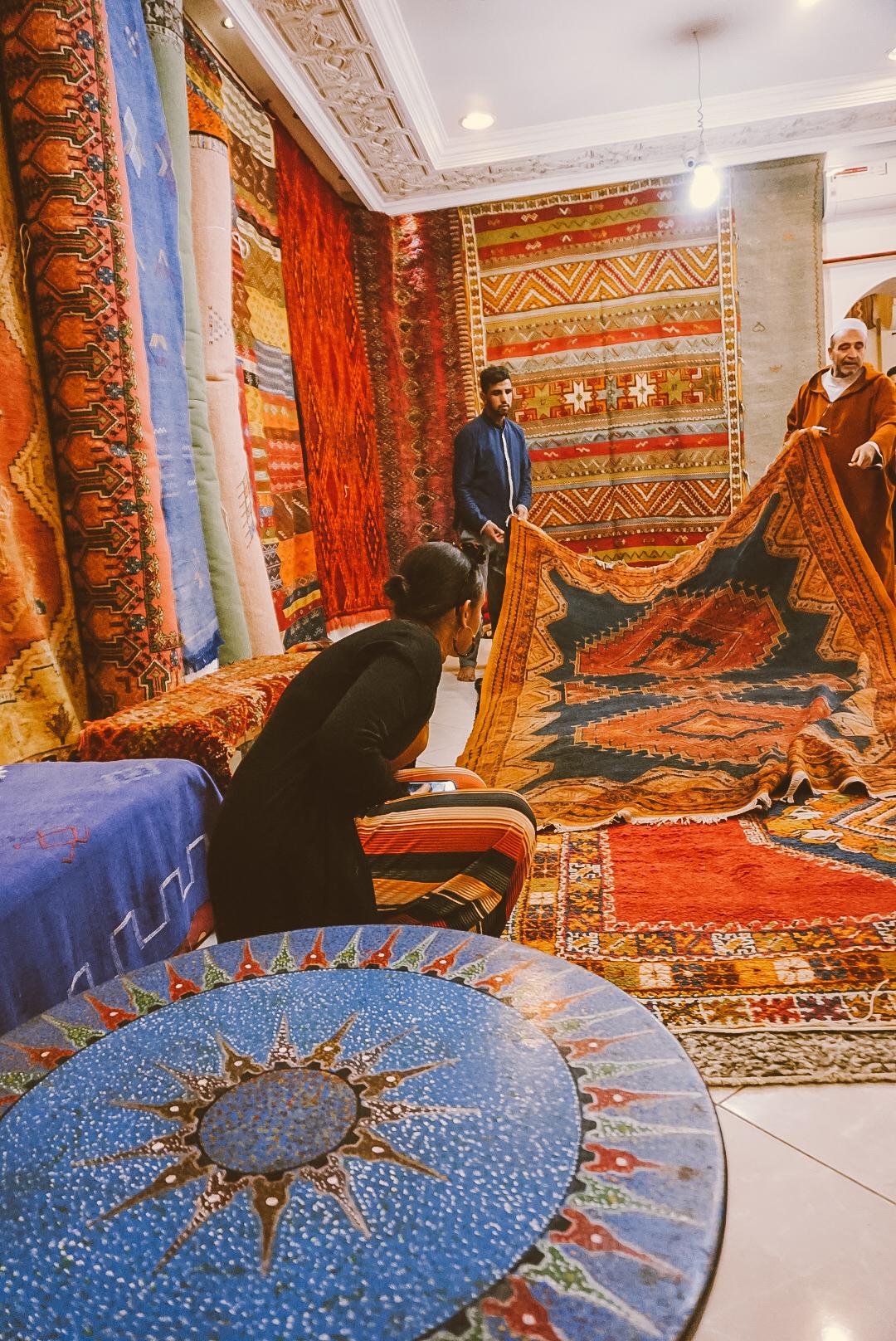 Our Stay at Riad Dar Zaman- Monique McHugh Blog
